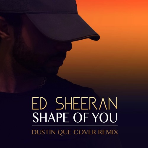 Ed Sheeran - Shape Of You (Dustin Que Cover Remix)