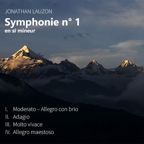 Symphonie N° 1 en Si mineur: I. Moderato - Allegro agitato