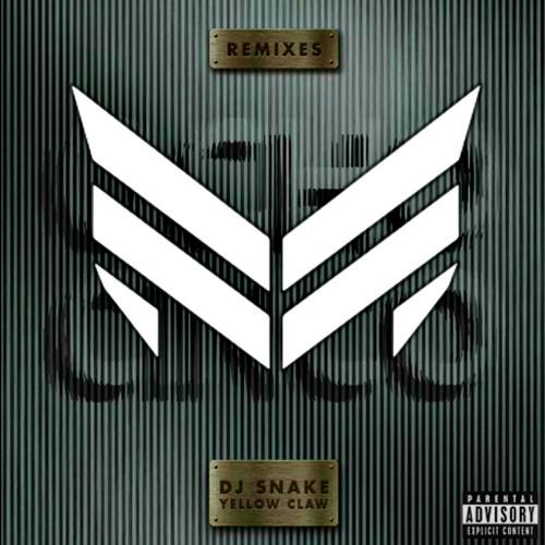 DJ Snake, Yellow Claw - Ocho Cinco (W&W Festival Mix)