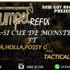 Kwasi Cue De Monster Ft Karma, Holla, Possy - G, Tactical And  Imrana