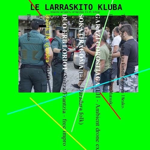 Le Larraskito Kluba (18/09/2016).