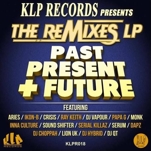 KLP RECORDS  PRESENT THE REMIXES LP , PAST , PRESENT & FUTURE