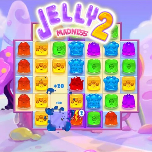 Jelly Madness 2 - gameplay music