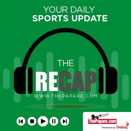 The Recap - Your Daily Sports Update (08th January 2017)