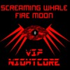 Screaming whale - fire moon(Nightcored)
