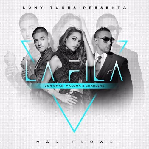 Cercanamente Preferencia ponerse nervioso  Luny Tunes Ft. Don Omar, Sharlene, Maluma - La Fila - Dj ManueelSV by DJ  ManueelSV