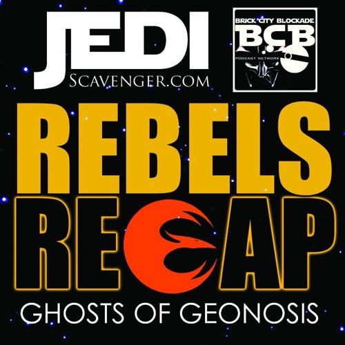 Rebels Recap Episode X 'Ghosts Of Geonosis'