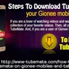 Steps to download tubemate on your Gionee mobiles.mp3
