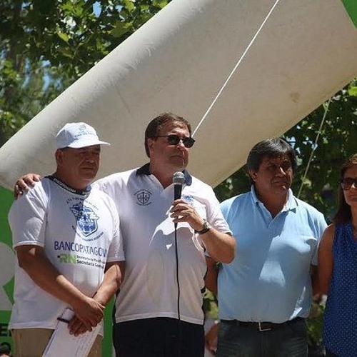 CIPOLLETTI: WERETILNECK PARTICIPÓ DE LA LARGADA DE LA REGATA DEL RÍO NEGRO