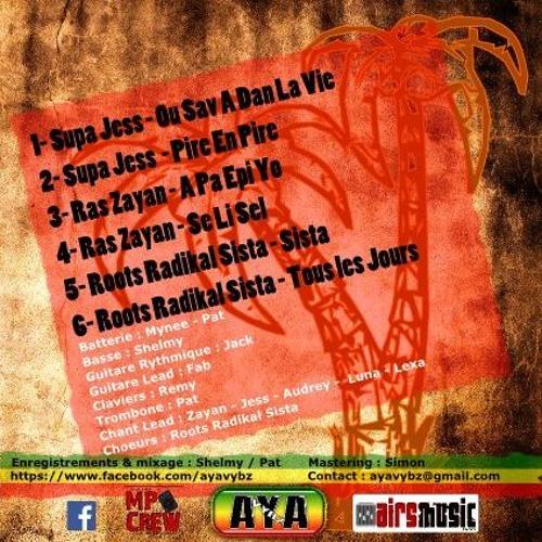 AYA VYBZ (Roots Radikal Sista)- SISTA