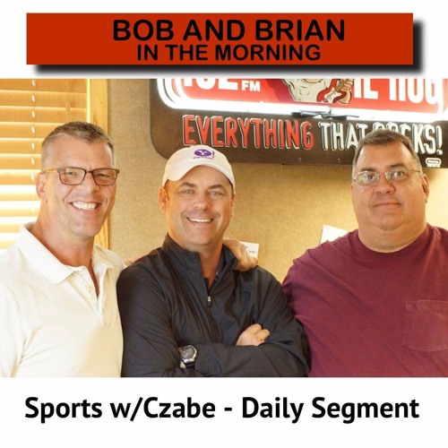 Czabe on B&B: Wednesday 01-04-17