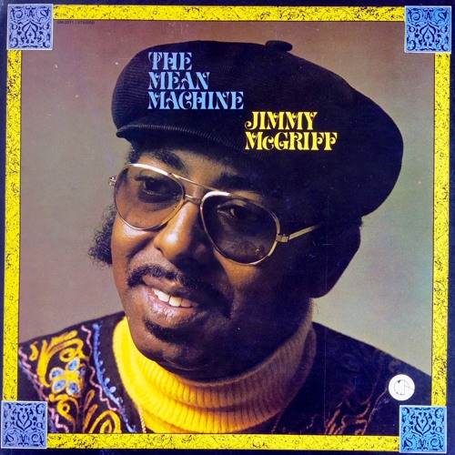 Jimmy Mcgriff - Get Back(Vinyl)