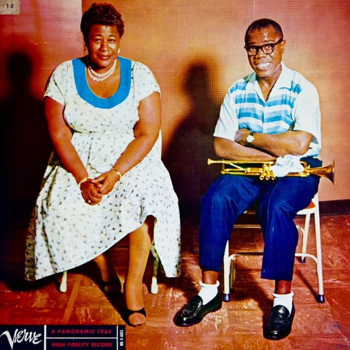 Ella Fitzgerald & Louis Armstrong - Can't We Be Friends(Vinyl)