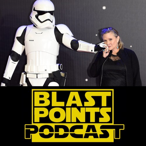 Episode 55 - The Carrie Fisher Celebration