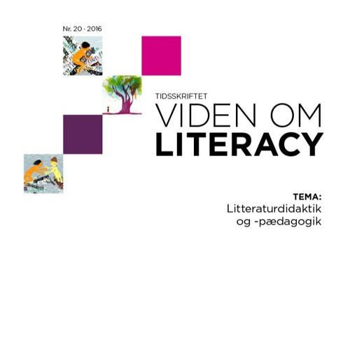 Det værdsatte sprog i litteraturundervisningen