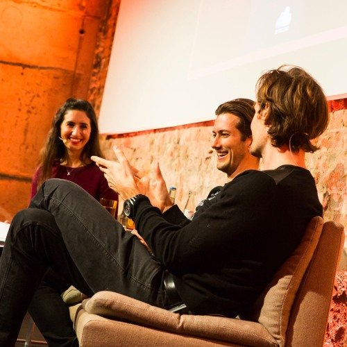 Fireside Chat with Soundcloud Founders Alex Ljung & Eric Wahlforss