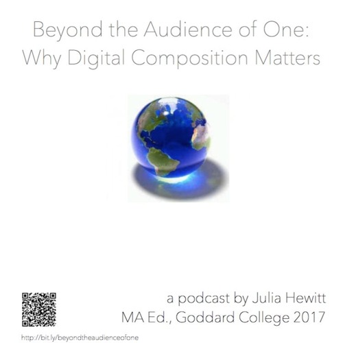 Keeping It Real – Beyond the Audience of One: Why Digital Composition Matters