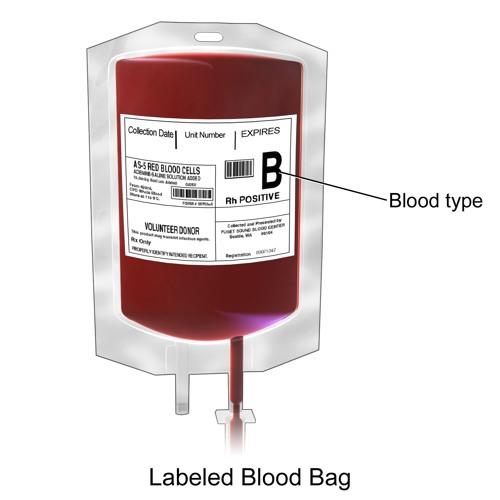 Episode 726 - New Technique for Blood Supplies