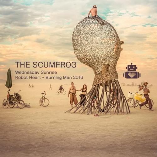 Scumfrog - Robot Heart - Burning Man 2016