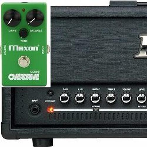 Ibanez TBX150H / Maxon OD808