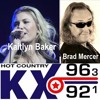 Kaitlyn Baker on KIX Hot Country, Coachella Valley, CA