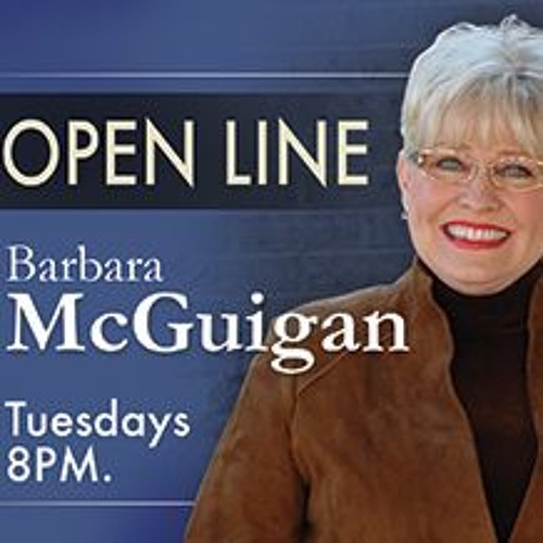 Calling a girl by a new boy name OPEN LINE Tue. Jan. 10, 2017--Barbara McGuigan