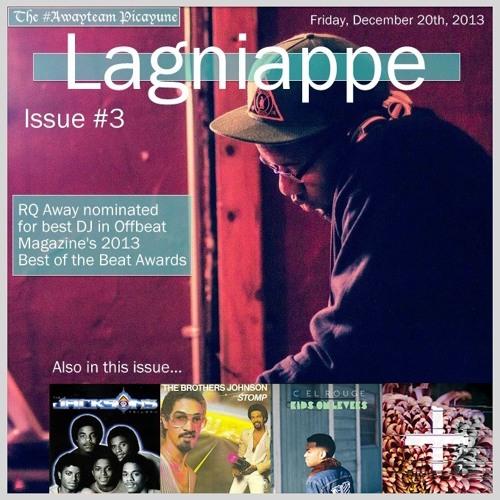 Lagniappe Issue #3 (Clean)    (December 2013)