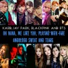 Ryuseralover Kard Jay Blackpink Bts Album Cover