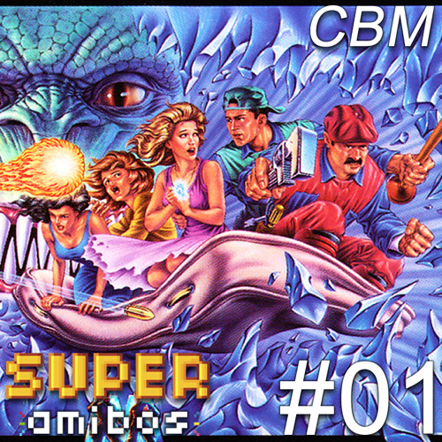 CBM 01 - Super Mario Bros