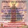Oração: 50 Ave Marias Cerco do Rosário 3°Dia Rompendo Muralhas na Vida Financeira