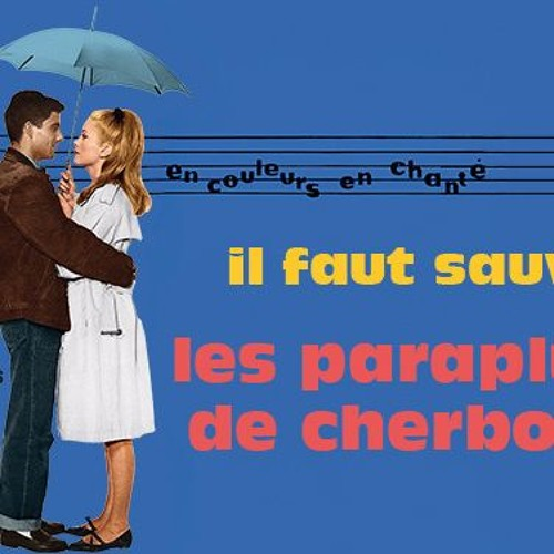 E. Magalif on Piano. THE UMBRELLAS of CHERBOURG