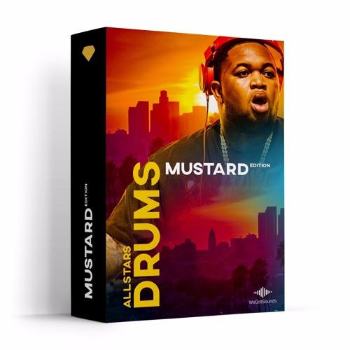 WeGotSounds.com - ASD Mustard Edition DrumKit [preview]