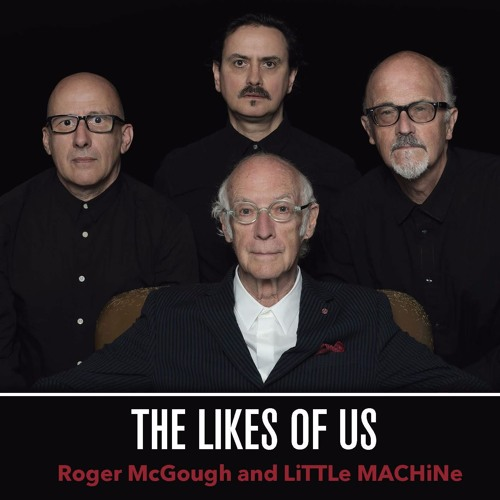 The Ginsberg Skeleton - Roger McGough & LiTTLe MACHiNe