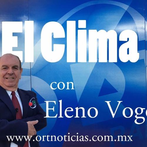 El pronóstico del Clima con Eleno Vogel