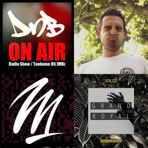 Radio Show Podcast N°02 - Guest : Monty with Interview + S-Cuz & Void One Mixes