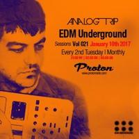 Cover mp3 Analog Trip @  EDM Underground Sessions Vol021 Pro