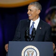 POTUS Speaks: Obama's Farewell Speech 2017-01-11
