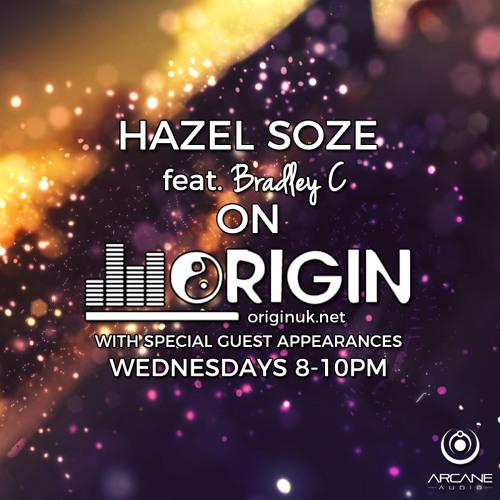 Hazel Soze Featuring Bradley C on Originuk.net Origin Radio Drum And Bass