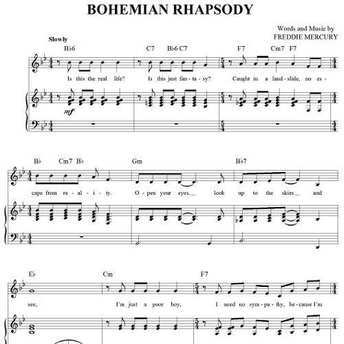 Bohemian Rhapsody #Queen