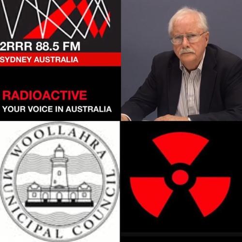 Phil Jenkyn interview with Radioactive 2RRR 88.5 Jan 11 2017