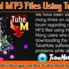 Download MP3 Files Using TubeMate