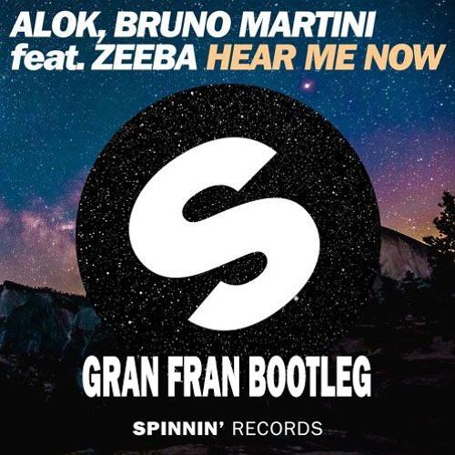 Baixar Alok, Bruno Martini feat. Zeeba - Hear Me Now (Gran Fran Bootleg)