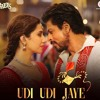 poster of Udi Udi Jaye Raees Shah Rukh Khan Mahira Khan song