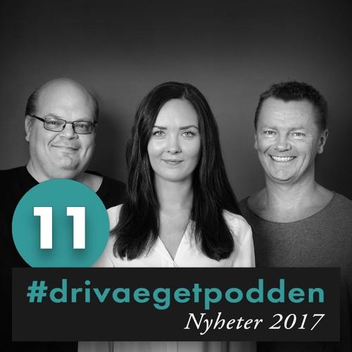 11. Nyheter 2017 med Thomas, Ulf & Maya - SÄSONGSTART! -