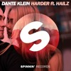 Dante Klein Harder Album Cover