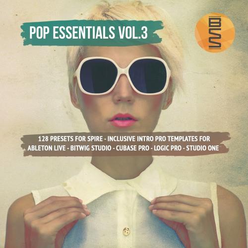 Pop Essentials Vol.3 For Spire