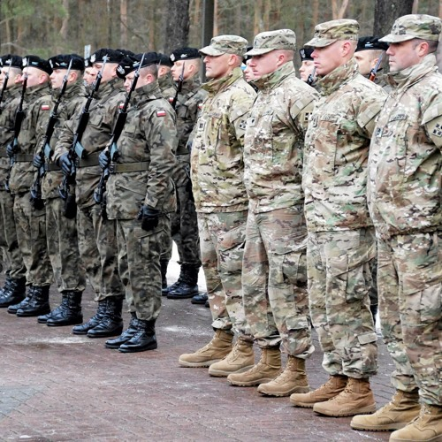 US troops move to counter Russian threat to NATO in Europe