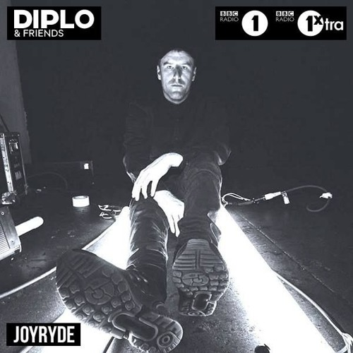 JOYRYDE - DIPLO AND FRIENDS MIX - RADIO 1