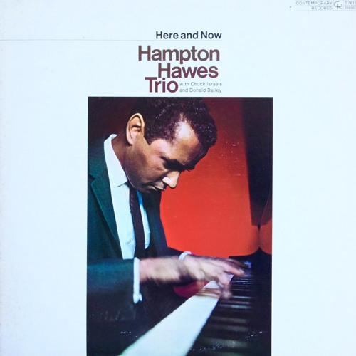 Hampton Hawes - Fly Me To The Moon(Vinyl)
