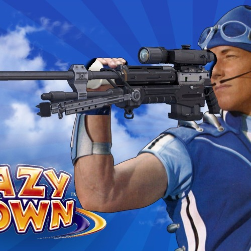 Lazy Town We are Number One - MLG Epic Re